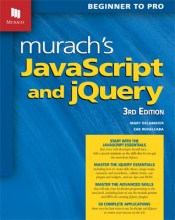 JavaScript Programming Book and jQuery Programming Book - Murach