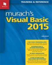 visual basic programming books - Murach's Visual Basic 2015